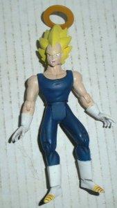 Vegeta Halo Dragon Ball Z Action Figure 2002