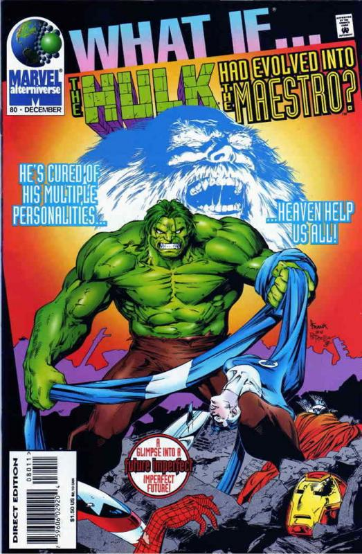 What If…? (Vol. 2) #80 VF/NM; Marvel | save on shipping - details inside