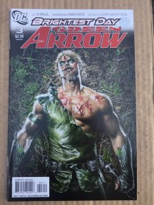 Green Arrow #3 (2010)