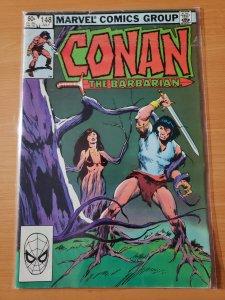 Conan the Barbarian #148 (1983)