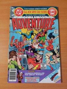 Adventure Comics #461 ~ FINE - VERY FINE VF ~ (1979, DC Comics)