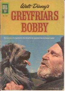 GREYFRIARS BOBBY F.C.1189 VG-F   1961 COMICS BOOK