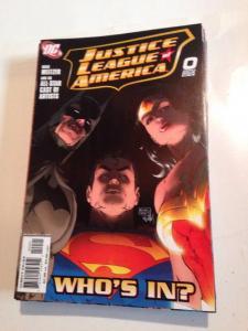 Justice League Of America 0-11 13-16 19 Near Mint Lot Set Run