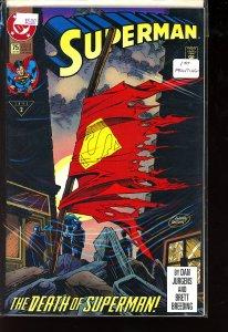 Superman #75 (1993)