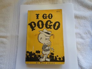 1952 I GO POGO BY WALT KELLY