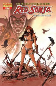Red Sonja (Dynamite) #17D VF/NM; Dynamite | save on shipping - details inside