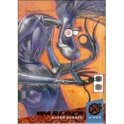 1994 Fleer Ultra X-Men WARLOCK #128