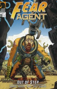 Fear Agent #28 VF/NM; Image | save on shipping - details inside