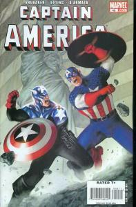 CAPTAIN AMERICA (2005 MARVEL) #40