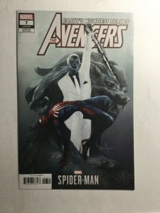 Amazing Spider-Man 7 LGY 697 Variant Nm Near Mint Marvel Comics