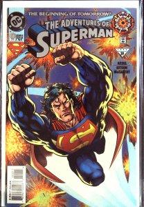 Adventures of Superman #0 (1994)