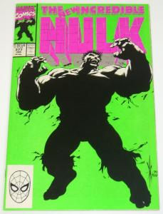 Incredible Hulk, The #377 VF/NM; Marvel   save on shipping - details inside