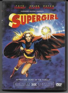 Supergirl (The Movie) DVD Director's Cut
