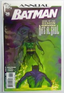 Batman Annual #26, 8.0/VF (2017)