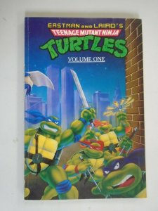 Teenage Mutant Ninja Turtles Volume One TPB SC 6.0 FN (1991 Tundra)