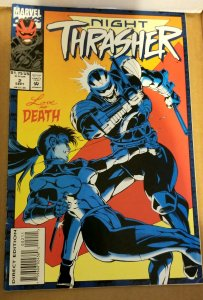 Night Thrasher #2 (1993)