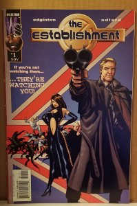 The Establishment #1 (2001)