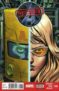 Secret Avengers (2nd Series) #8 FN; Marvel | save on shipping - details inside
