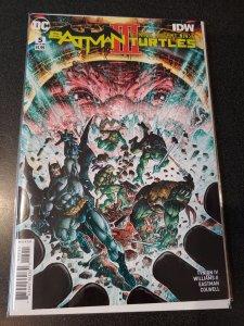 Batman/Teenage Mutant Ninja Turtles III #5 (2019)