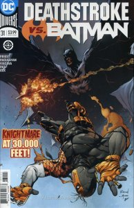 Deathstroke (3rd Series) #31 VF/NM; DC | save on shipping - details inside