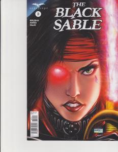 The Black Sable #3 Cover A Zenescope Comic GFT NM Goh