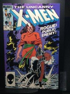 The Uncanny X-Men #185 (1984)