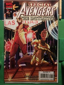Avengers: The Initiative #1 one-shot special