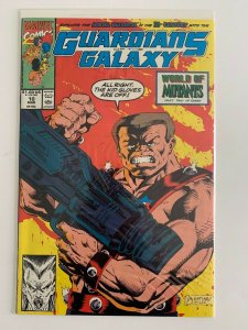 Guardians of The Galaxy #10 World of Mutants Marvel Comics VF+