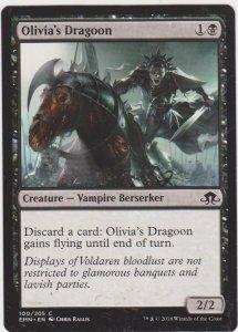 Magic the Gathering: Eldritch Moon - Olivia's Dragon