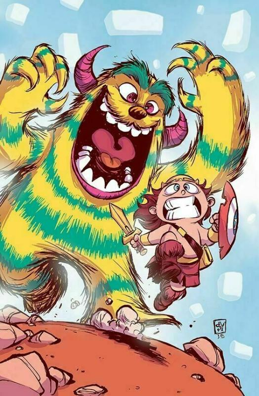 Weirdworld #1 Poster by Skottie Young (24 x 36) Rolled/New!
