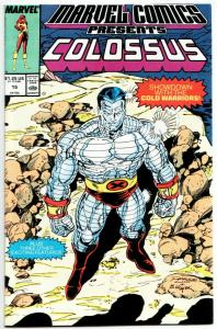 Marvel Comics Presents #15 Colossus (Marvel, 1989) VF/NM