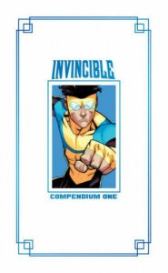 Invincible Compendium One SKYBOUND SEALED HC Vol. 1 OOP NEW BLUE FOIL