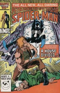 Spectacular Spider-Man, The #113 FN; Marvel | save on shipping - details inside