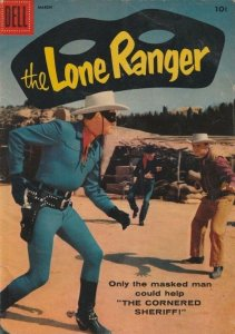 Lone Ranger, The 117 strict 1958 FN Mid-Grade The Lone Ranger, Tonto, Silver Wow