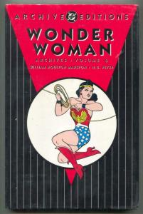 Wonder Woman Archive Edition 6 hardcover- sealed