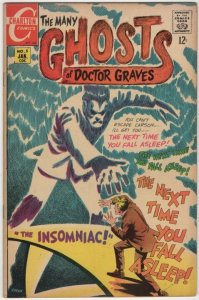 Many Ghosts of Dr. Graves #5 (NG) MC#6
