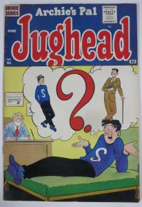 ARCHIE'S PAL, JUGHEAD #61 FINE (British Pence edition)