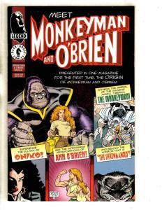 10 Monkeyman Special + 1 2 3 Nevermen 1 Nocturnals 1 Perhapanauts 1 2 3 4 JC13