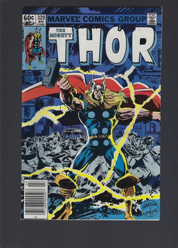Thor #329 (1983)