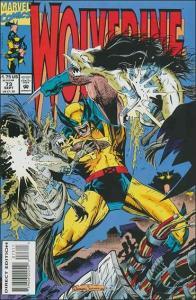 Marvel WOLVERINE (1988 Series) #73 VF/NM