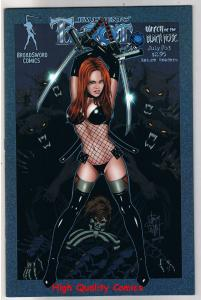 TAROT WITCH of the Black Rose #63, Jim Balent, NM-, more in our store