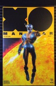 X-O Manowar #14 (2018)