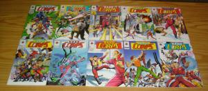 H.A.R.D. Corps #1-30 VF/NM complete series - hard - valiant comics - dan abnett