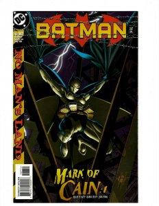 Batman # 567 NM 1st Print DC Comic Book Joker Harley Quinn Robin Gotham SR1