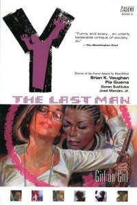 Y: The Last Man Trade Paperbacks #6, NM (Stock photo)