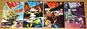 Max of the Regulators #1-4 VF/NM complete series - atlantic comics set 2 3 1984