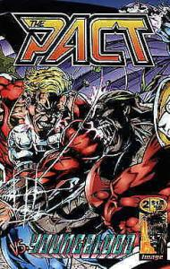 Pact, The #2 VF/NM; Image | save on shipping - details inside