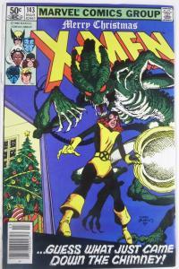 X-MEN #143 VERY FINE JOHN BYRNE! KITTY PRYDE