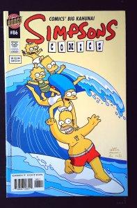 Simpsons Comics #86 (2003)