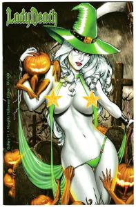 Lady Death Gallery #1 Naughty Halloween Edition #101/400 (2017) NM